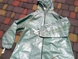 Куртка водонепроницаемая на молнии (аналог куртки от костюма Л-1)