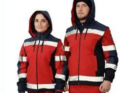 Куртка женская для скорой помощи