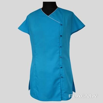 Куртка женская медицинская пошив под заказ