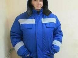 Куртка женская рабочая