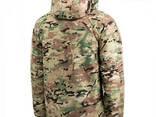Куртка зимняя M-Tac Army Jacken мембрана мультикам - фото 2