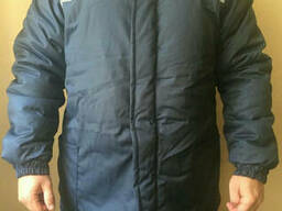 Куртка зимняя на синтепоне, размер 50