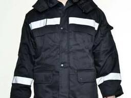 Куртка зимняя Тайга с капюшоном продажа- спецодежда зимняя