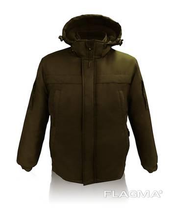 Куртки утепленные на флисе