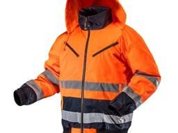 Курточка сигнальная влагозащитная