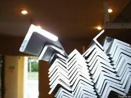 Профиль алюминиевый Д16Т ПР102-31*3000 (710017) уголок