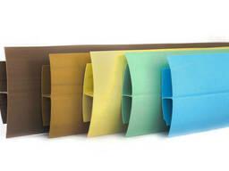 Кут H (з'єднувальна полоса) кольоровий