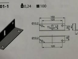 Кутик меблевий CK 101-1