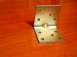 Уголок усиленый с ребром жосткости 45х45х45х2 мм