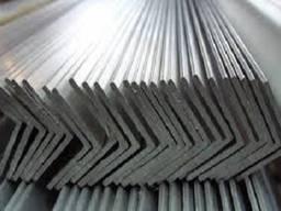 Поріжок куточком алюмінієвий ламінований 23х9 дуб 1, 8 м