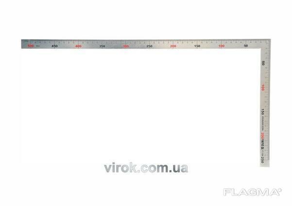 Кутник сталевий YATO 250 х 500 мм