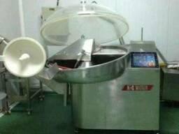 Куттер вакуумный для мяса K G 120 л, после сервиса в Германи