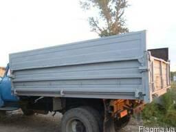 Кузов САЗ 3507, кузов самосвальный кузов самосвала ГАЗ-3307