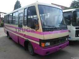 Кузовной ремонт автобусов Эталон (турист)