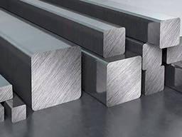 Квадрат алюминиевый 90 марка сплава Д16Т