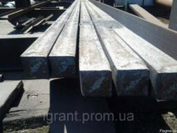 Квадрат 20х20, 24х24, 25х25 стальной горячекатаный сталь 3