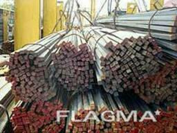 Квадратная заготовка 125 х 125 ст 5СП (ДЭМЗ)