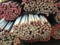 Квадрат 70х70, 80х80, 90х90 горячекатаный стальной сталь. ..