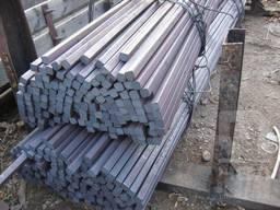 Квадрат стальной 40х 75 40 32 24 95 мм [Опт и Розница] от 1 кг