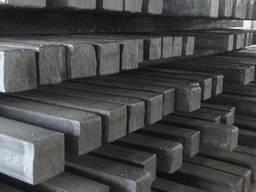 Квадрат стальной (горячекатанный) 180х180 мм ст. 45 купить