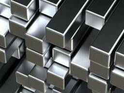 Квадрат стальной Ст3 Ст20 10х10мм - 60х60мм.