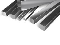 Квадрат нержавеющий от 8, 0- 30 мм AISI 304