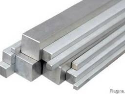 Квадрат стальной 24, 25, 30, 40, 45, 50; сталь 45 - 30, 32, 40,