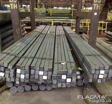 Квадрат стальной 20х20 3пс ГОСТ 2591-88