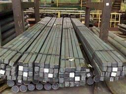 Квадрат стальной 16х16 3пс ГОСТ 2591-88