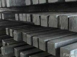 Квадрат стальной10 мм ГОСТ, сертификат
