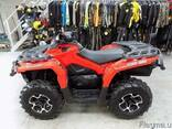 Квадроцикл Can-Am Outlander 800R XT 2015 год 570 км