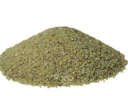 Кварцевый песок фракционированный 0,6-1,2 мм