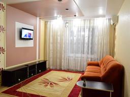 Квартира посуточно с евроремонтом на Поебеде