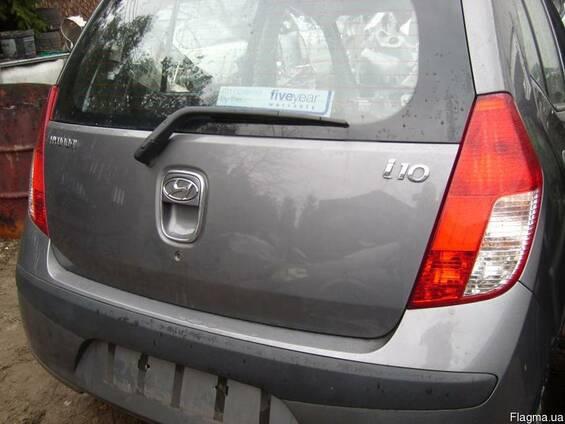 Кышка багажника бампер фонари правый левый Hyundai I10