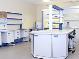 Лабораторная мебель для хим лабораторий , для стоматологии, для мед учреждений