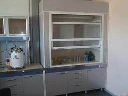 Лабораторная мебель от SpecMed
