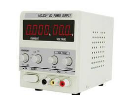 Лабораторный блок питания Aspor 1503 Напряжение 0-15 В. ..