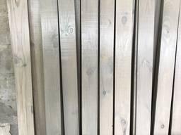 Лаги деревянные для Забора 50х100мм длиной 2-4 метра.