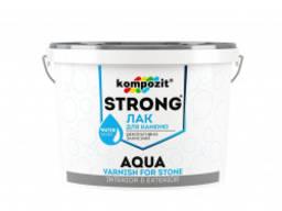 Лак для камня Strong Aqua