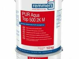 Лак Remmers PUR Aqua Top 500 2K M, 10 кг,