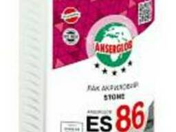 Лак силикон-акриловый Anserglob ES 86 Stone, 1 л.