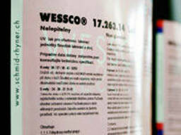 Лак УФ Wessco 3002 высокоглянцевый