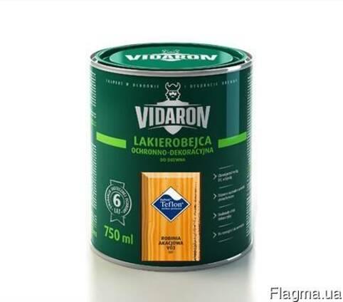 Лак Vidaron L03 Белая акация 0,75л