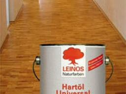 Лаки Leinos , натуральные масла и краски для дерева