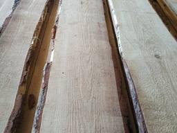 Ламель 13мм (необрезная доска), сосна, сухая