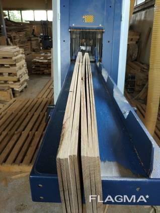 Услуги по распиловке материала на ламели толщиной 3.0; 3.5; 4.0; 4.5; 5.15; 6.15; до 10мм