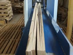 Услуги по распиловке материала на ламели толщиной 3. 0; 3. 5; 4. 0; 4. 5; 5. 15; 6. 15; до 10мм