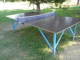 Ламинированная фанера для теннисного стола