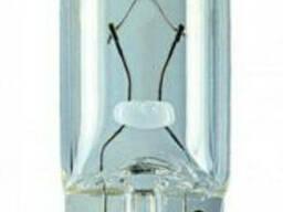 Лампа 24V 5W (W5W) (стеклянный цоколь) (AG)