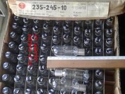 Лампа Ц 215-225-10, B15d/18 для табло ТСБ. . . и др.